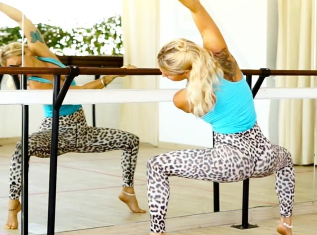 Movement is medicine, on the mat with Stella Attwood